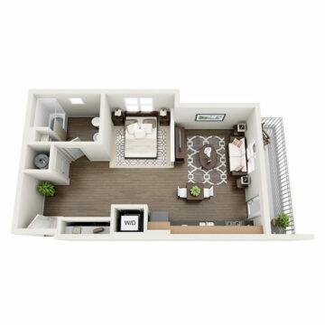 D-215 floor plan